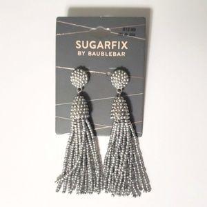 《Baublebar》NEW Sugarfix Tassel Drop Earrings Bead